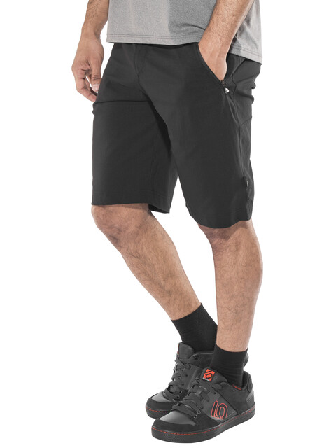 Etxeondo Open Shorts Men Black